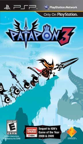 Patapon 3 Sony Psp Playstation Portable Playstation Psp