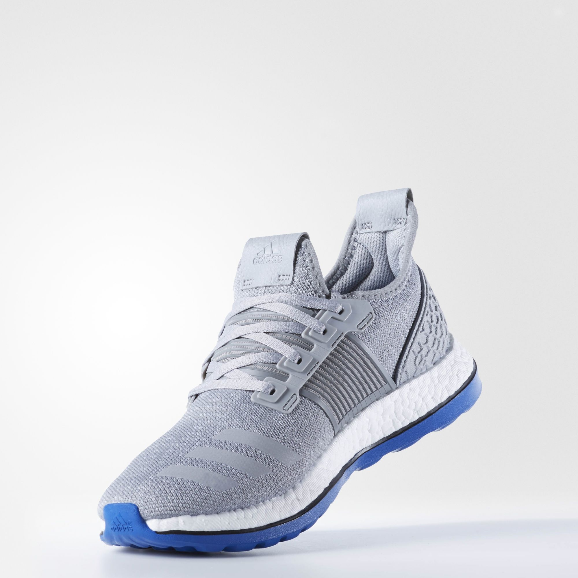 reputable site 70fdb 4078e adidas - Pure Boost ZG Prime - mid grey   blue    140€