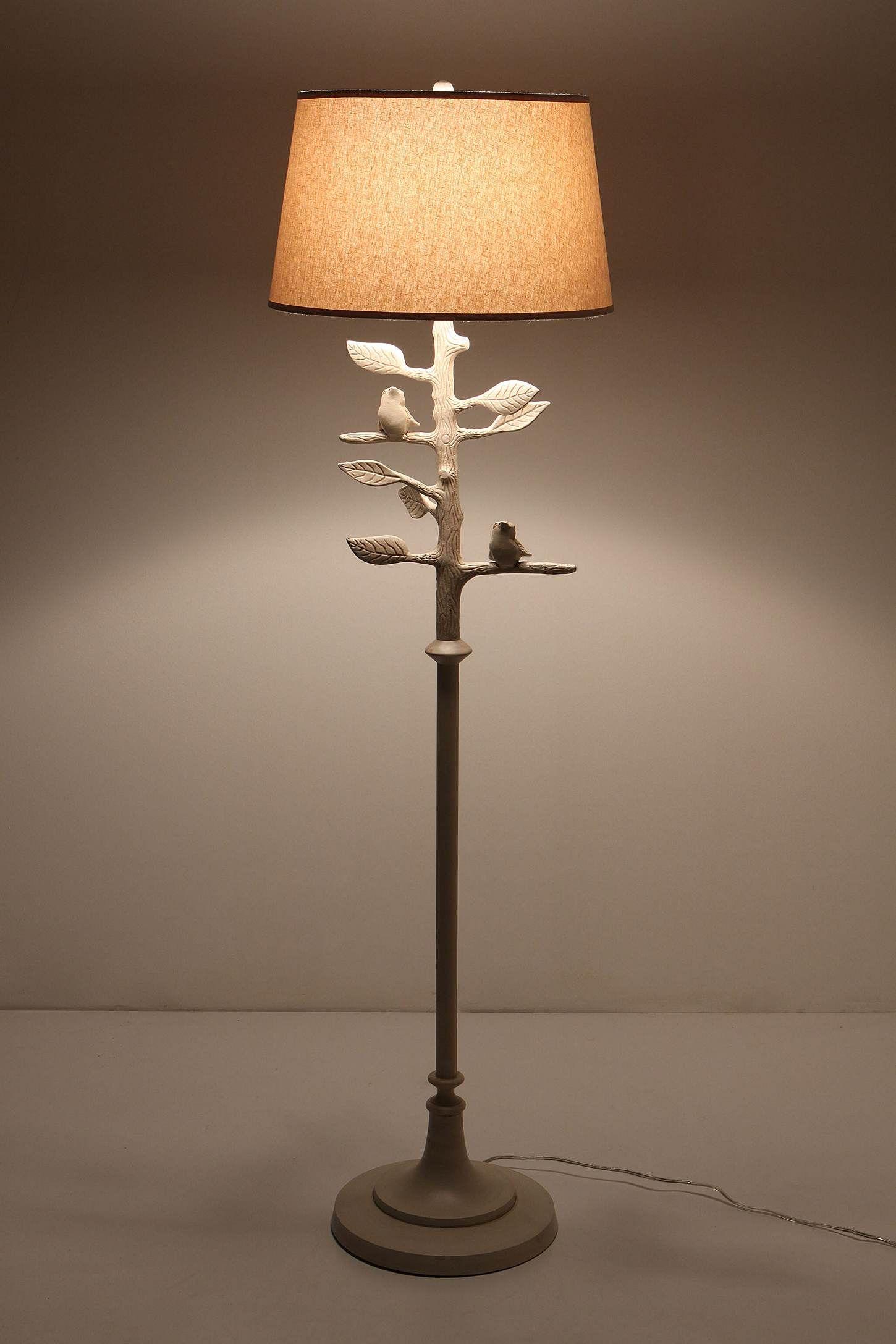 Sibley floor lamp from anthropologie
