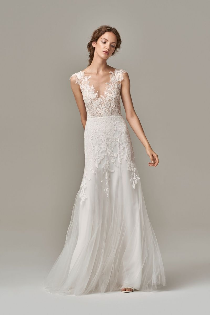 1bfa751750ae Christie - Suknie Ślubne Anna Kara Elegant Wedding Dress, Beautiful Wedding  Gowns, Beautiful Dresses