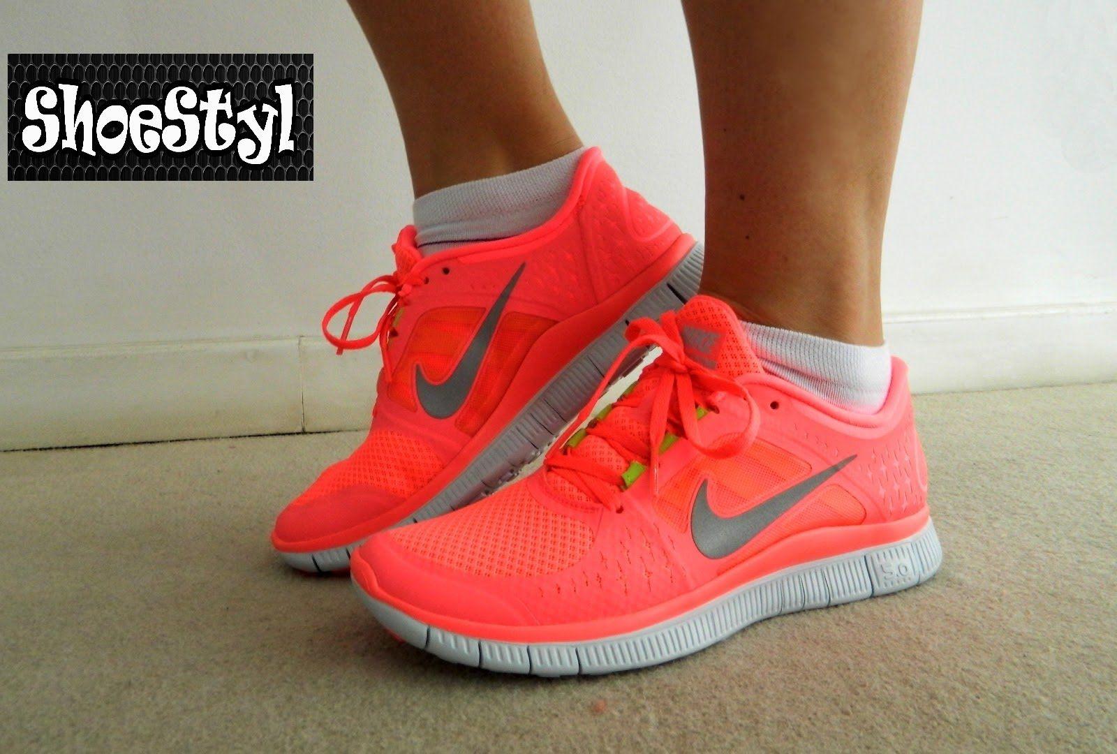 nike free run 5.0 womens running shoe