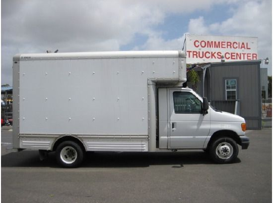Used Trucks San Diego >> View A Larger Version Of 2006 Ford E Series Box Truck Straight