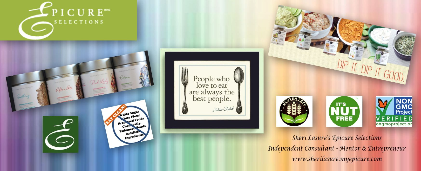 Be Your Own Success With Epicure Selections  Are You