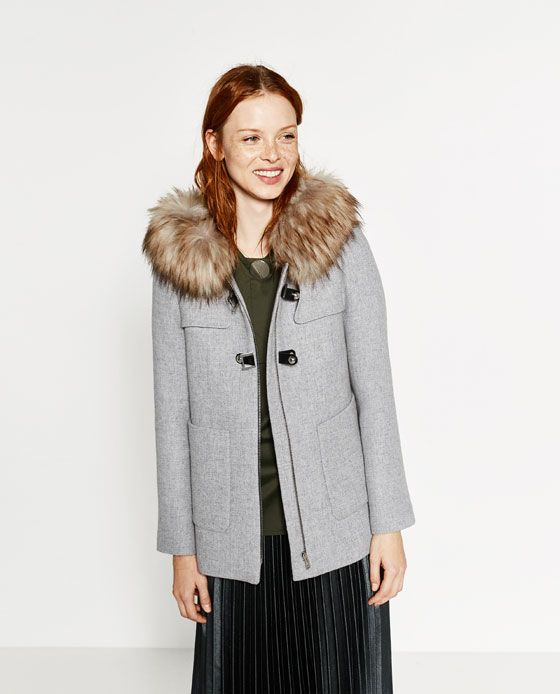 Imagen 6 de TRENKA LINEA A de Zara   Fall/Winter 16-17   Pinterest ...