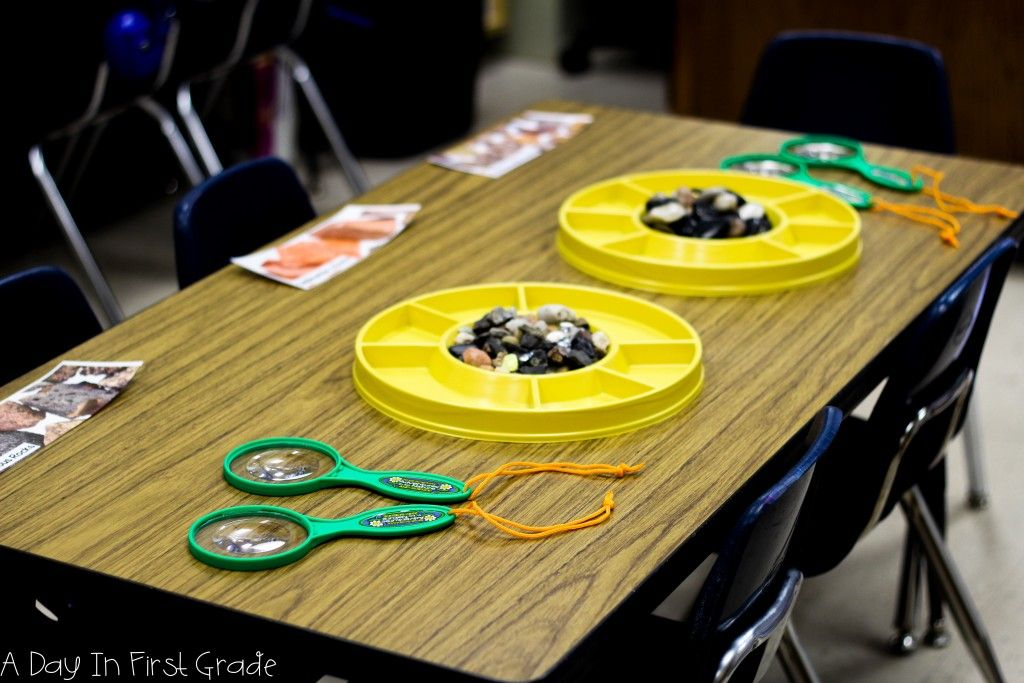Hands-on lessons for young students about rocks! | Inquiry ...