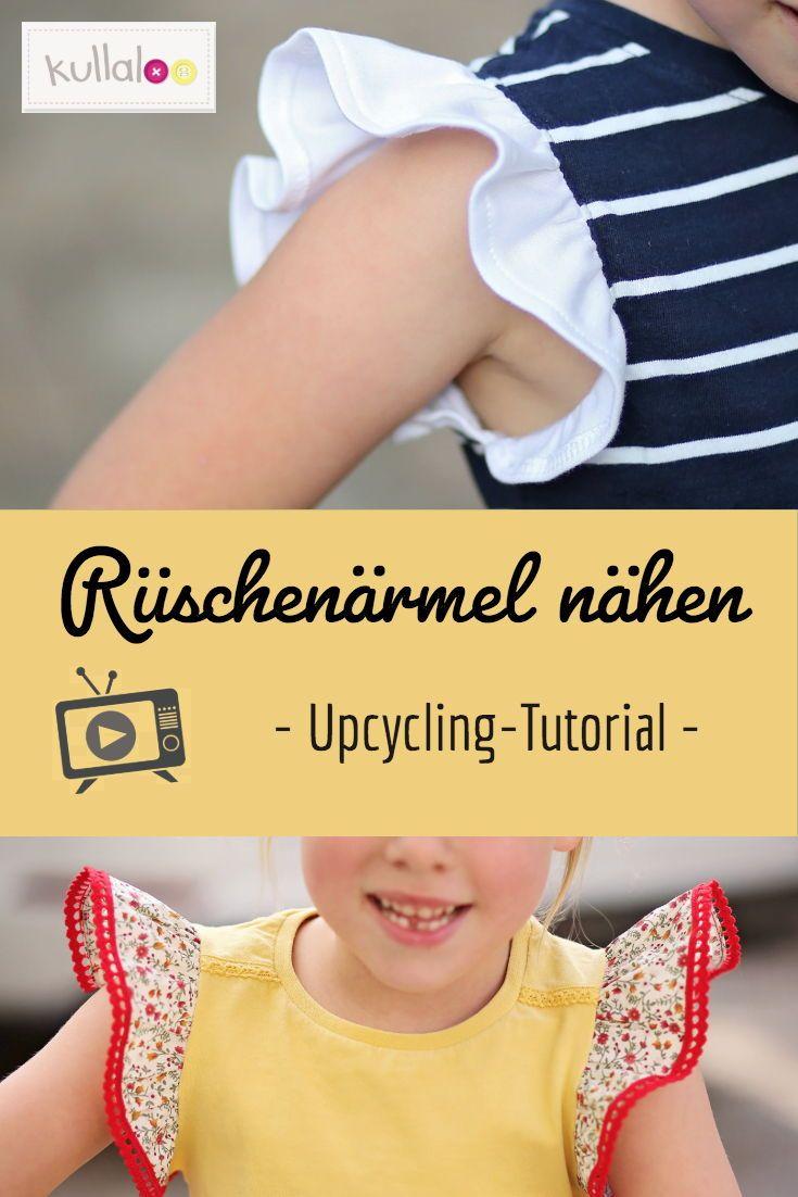 Photo of Quick Tipp Video: Rüschenärmel nähen | Kullaloo