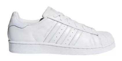 Zapatillas adidas Superstar Blancas De Mujer- Originals ...