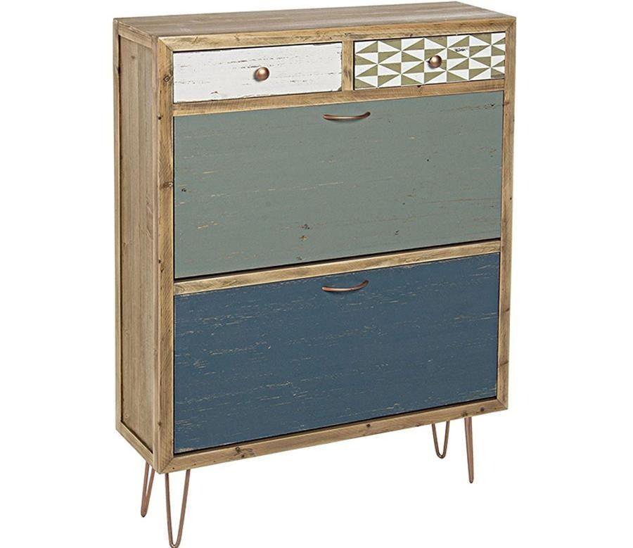 Szafka Na Buty Rox 2 Drzwi 2 Szuflady Szafki Kolekcja Roxet Shoe Cabinet Furniture Cabinet