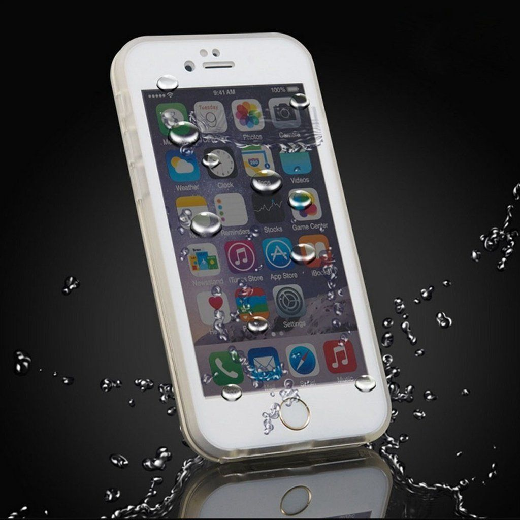 For iPhone5s, iPhone6 / 6s, iPhone6 / 6s plus, iPhone7, iPhone7 plus, iphone 8 iphone 8 plus iphone X matte Silica gel waterproof phone shellNote: This product is only suitable for life waterproof[Can do models]: iPhone5s, iPhone6 / 6s, iPhone6 / 6s plus, iPhone7, iPhone7 plus,iphone8,iphone8plus,iphoneX【Features】: waterproof, drop, dust, touch screen function! Magnetic resonance earpiece, nanotechnology really waterproof! Handset Fingerprint Sensing is completely unaffected! Imported raw materi