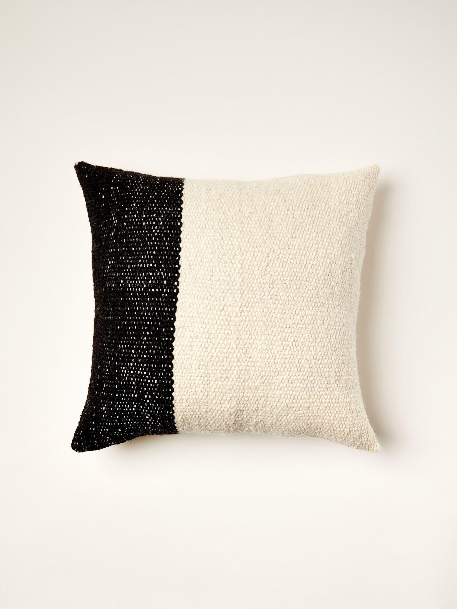 Sien Co Pila Handwoven Pillow Cover Hand Woven Pillows Hand Weaving Throw Pillows