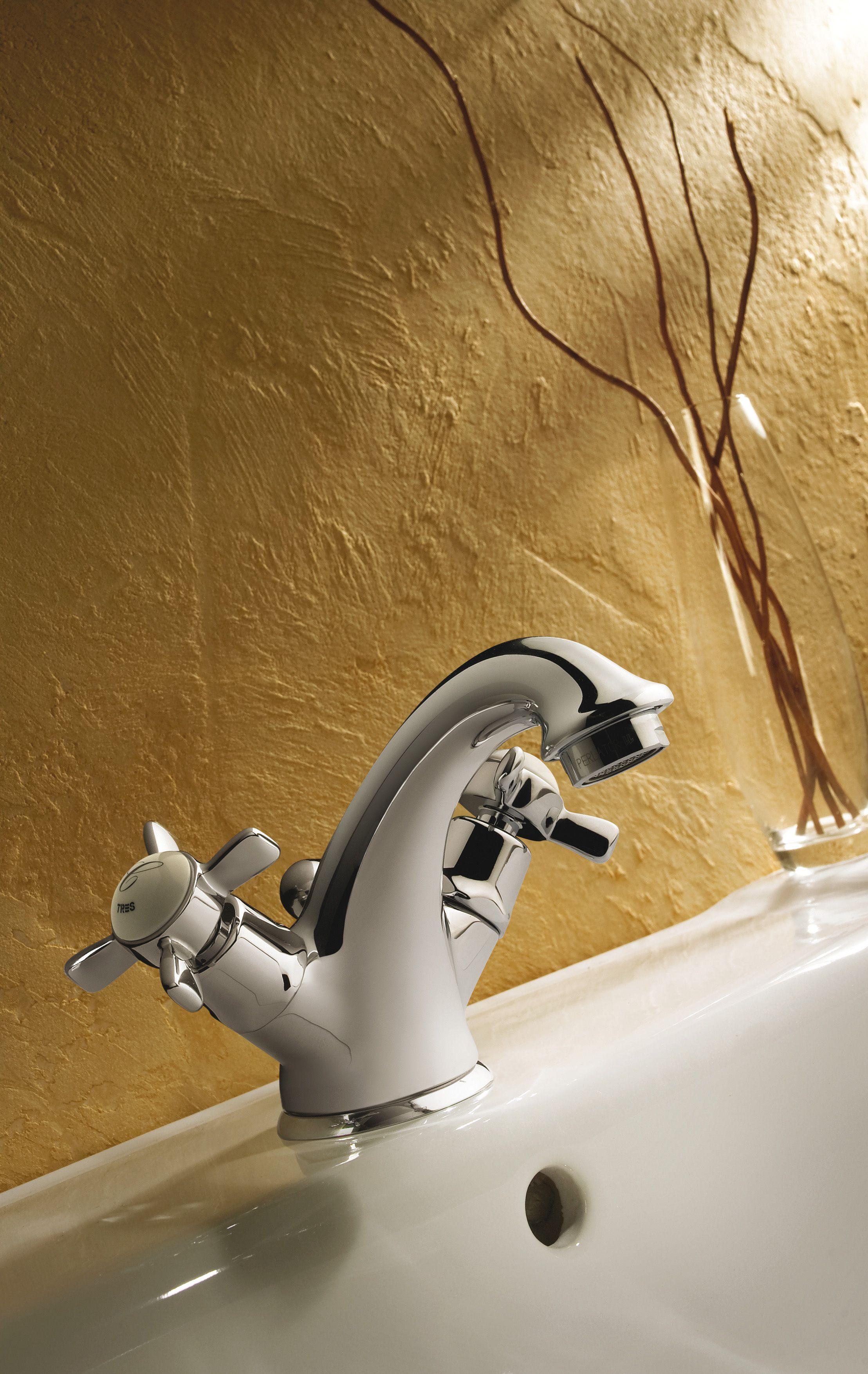 keuken #badkamer #kranen #tres #retro #klassieke #uitstraling ...
