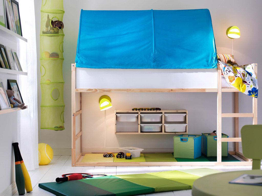 Great Kids Bedroom Furniture Ikea Childrens Furniture Ideas Ikea In 2020 Small Kids Bedroom Bed Tent Ikea Bed Tent