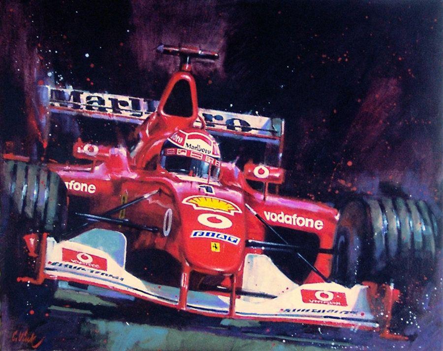 Ferrari power by charlesvinh.deviantart.com on @deviantART