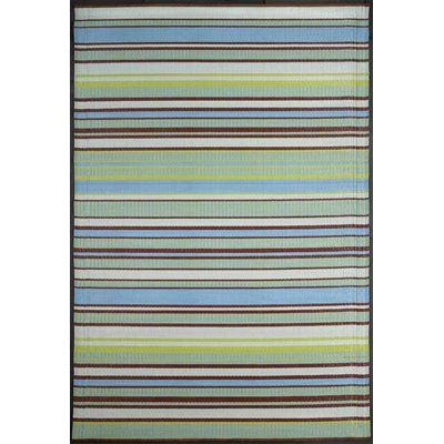 Amazon.com: Mad Mats Stripes Indoor/Outdoor Floor Mat, 4 By 6