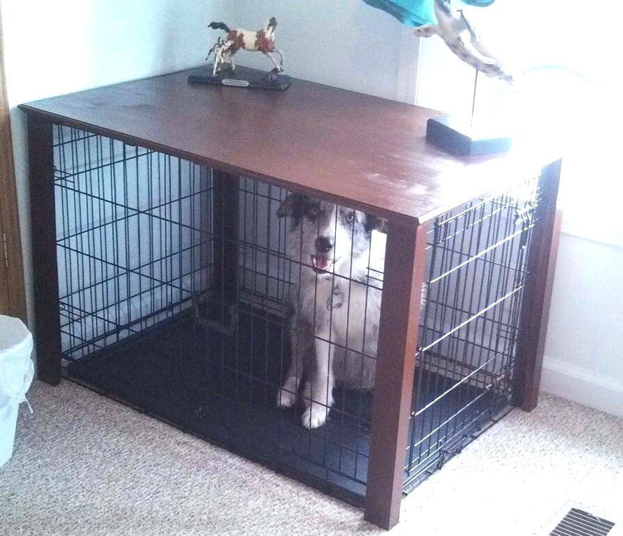 Dog Crate Furniture Diy Dog Crate Table Dog Crate Furniture Diy