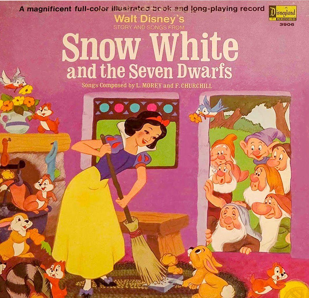 #Disney #DisneyMusic #DisneyLife #DisneyRecords #SnowWhite