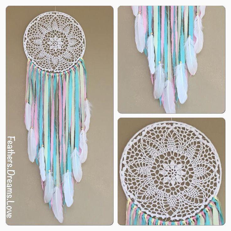 1000 Ideas About Crochet Dreamcatcher On Pinterest Dream Catchers