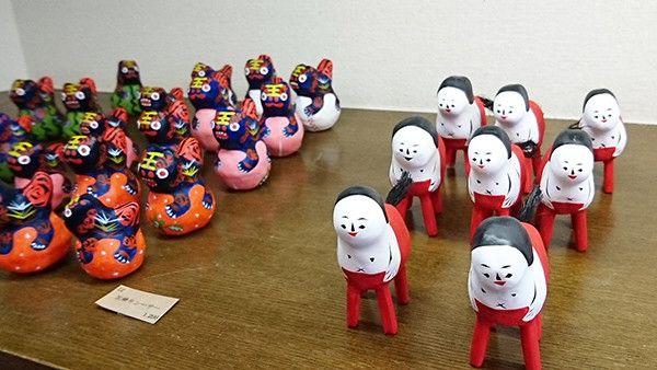 琉球三春張り子展 豊永盛人×橋本廣司