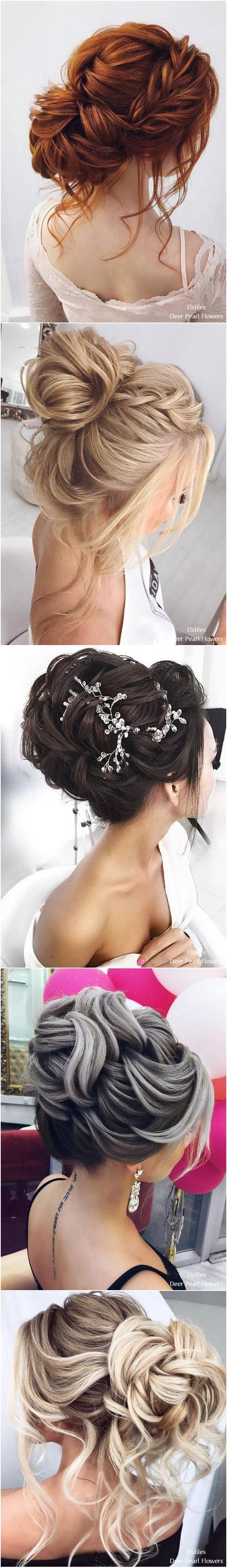 elstile long wedding hairstyles and updos up dos weddingideas