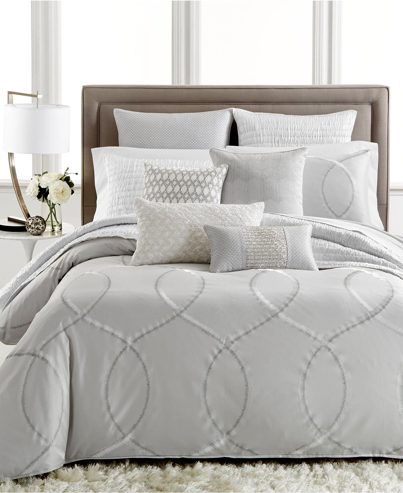 Closeout Hotel Collection Finest Crescent Bedding Collection