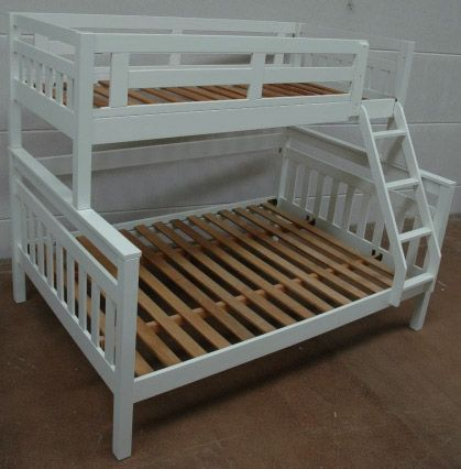 Fort Trio Bunk Single Over Double Bunks Best In Beds Interiors