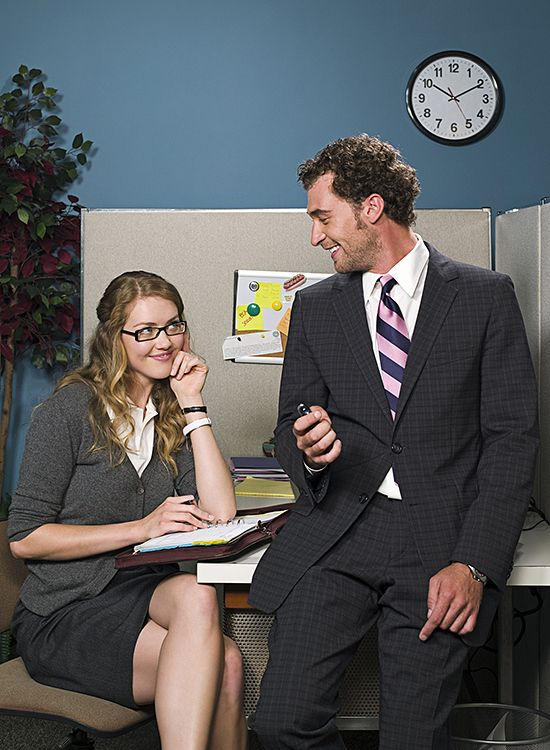 Dating in the office rules
