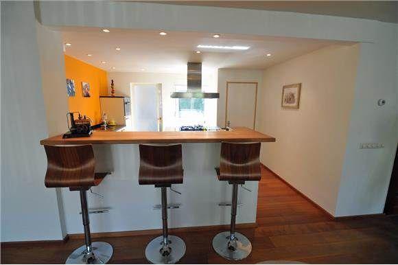 Leuke bar tussen woonkamer en keuken ideeën voor het huis