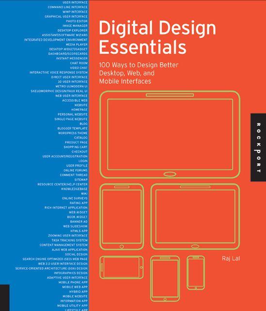 Digital Design Essentials Digital Design Design Essentials Web Design Books