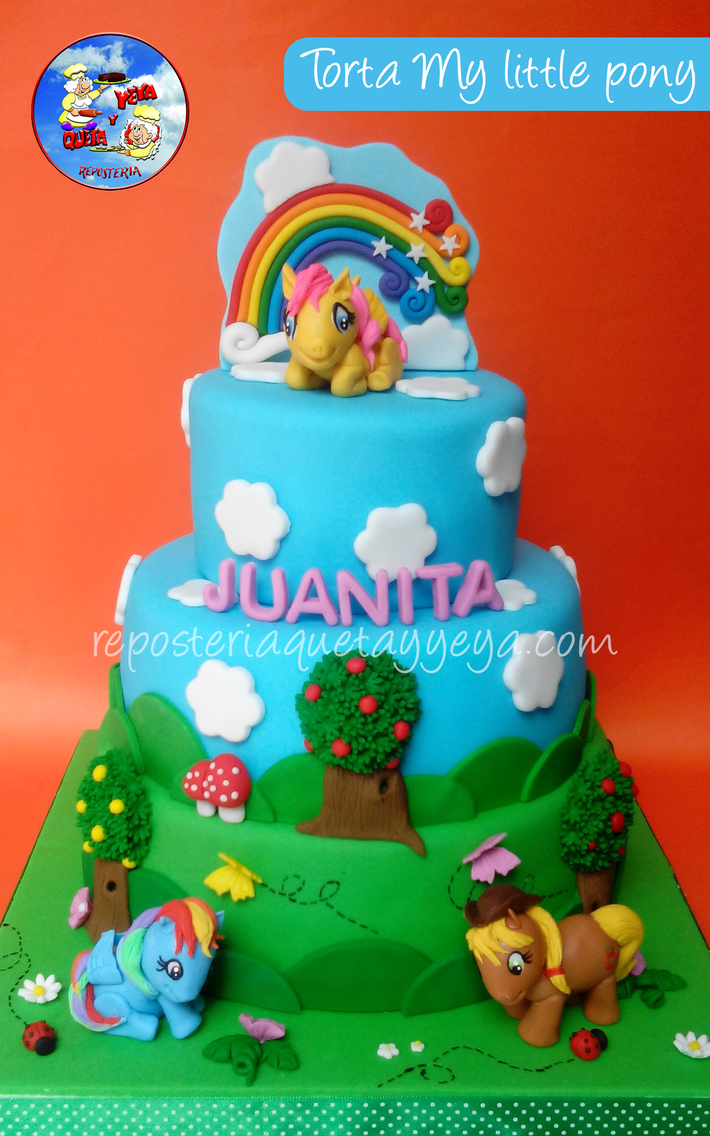 Torta My Little Pony My Little Pony Cake https://www ...