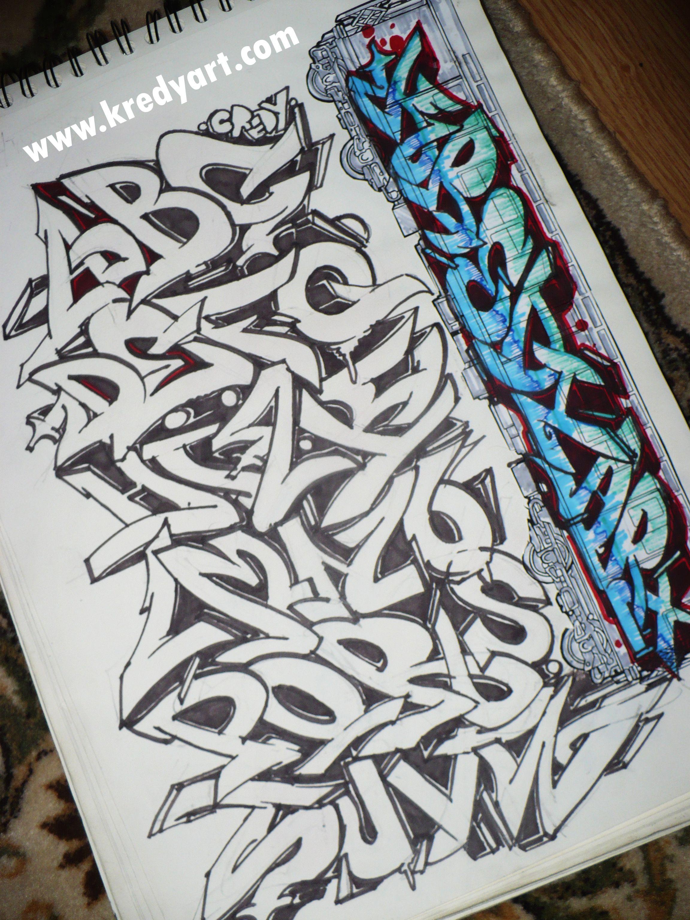 graffiti alphabet tattoo fonts graffiti schrift graffiti graffiti alphabet. Black Bedroom Furniture Sets. Home Design Ideas
