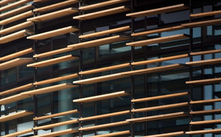 Image Result For Exterior Facade Shading Designs Greenville Multipurpose Center Ideas