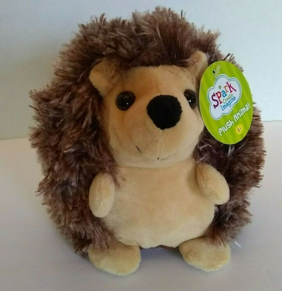 New Walmart Spark Hedgehog 7 Plush Soft Toy Create Imagine Stuffed Nwt Sparkcreateimagine Giraffe Stuffed Animal Baby Stuffed Animals Animal Plush Toys [ 1000 x 969 Pixel ]