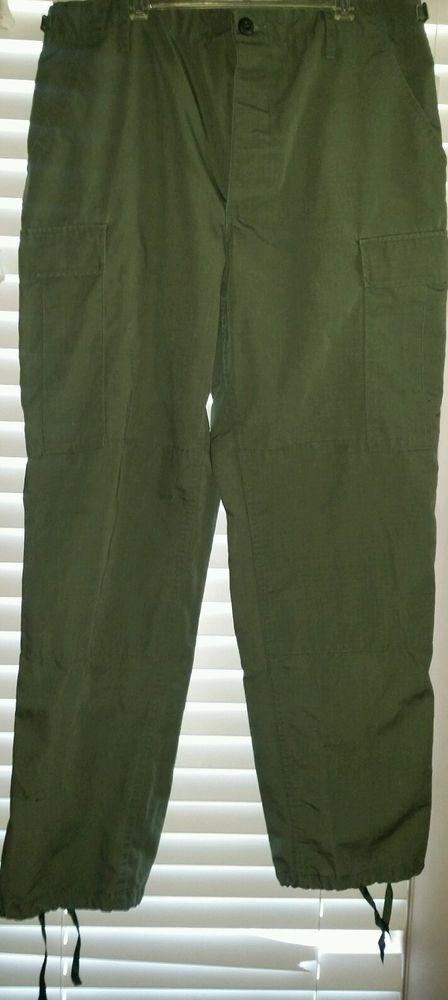 BDU Olive Green Propper Cargo Pants RN  89706  Propper  BDU ... d9f30ebd400