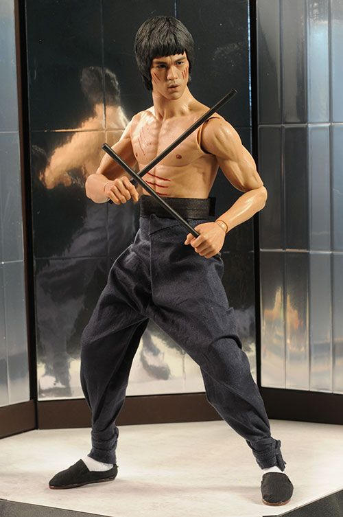 5a805c3d6d5 Bruce Lee Enter the Dragon DX04 action figure by Hot Toys