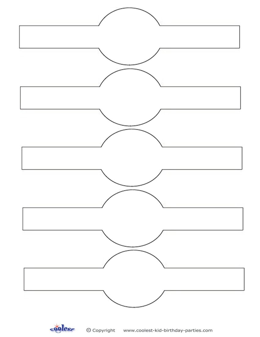 photograph about Printable Napkin Rings Template titled Blank Printable Napkin Holders Templates Napkins, Paper