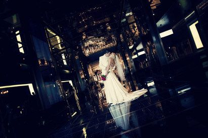 The Cosmopolitan Of Las Vegas Offers Wedding Collections In Addition To Fully Customized Option Three Packages