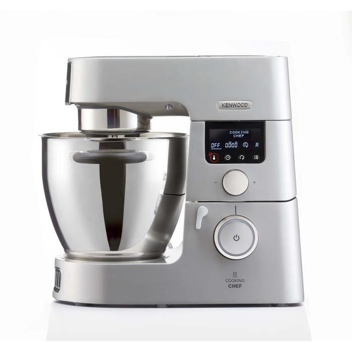 Kenwood Kcc9040s Cooking Chef Xl Robot De Cuisine 1500 W Induction Capacite De 6 7 L 1 6 L Robot Cuisine Cooking Chef Gourmet Et Chef Cuisinier