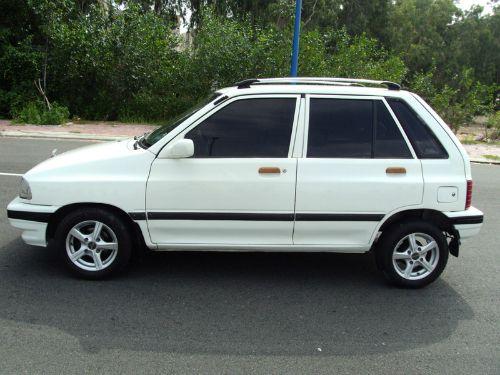 Kia Pride - dịch vụ kiểm tra ô tô cũ