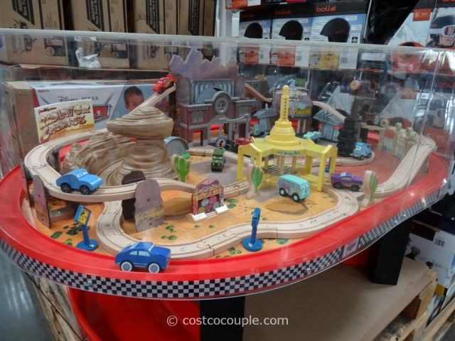 Kidkraft Disney Cars Train Table Costco 1 Logans Christmas List