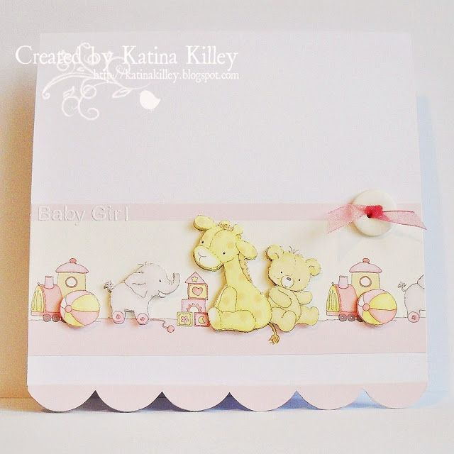 Katina's Cards and Chat: One of those things ....