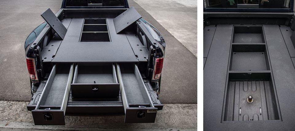 Truck Vault Truck Storage Truck Bed Storage Truck Bed