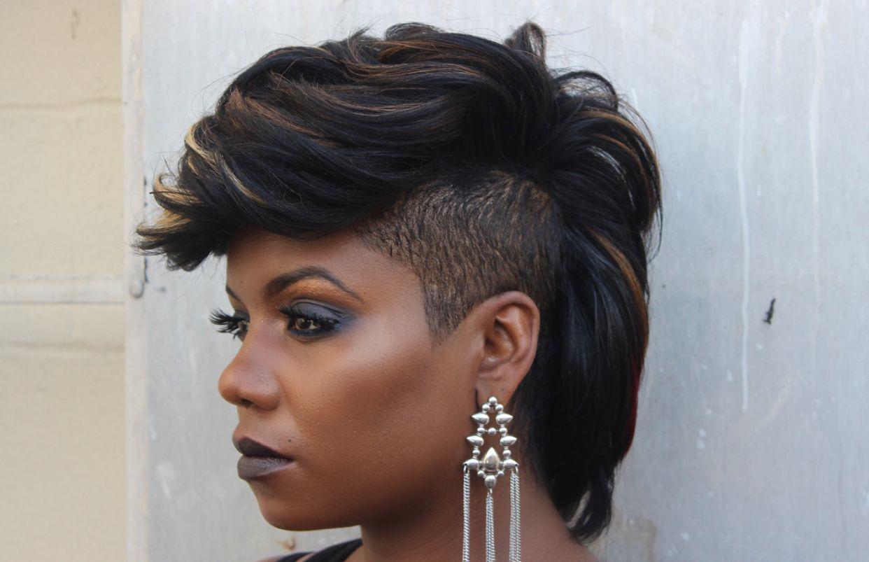 Pin by kimberly pinckney on hair pinterest hair style short