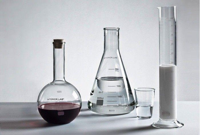 10 Easy Pieces Lab Glass Vases Scientist Wine Carafe Wine