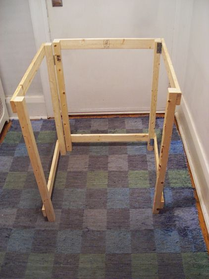 how to make a tambour frame