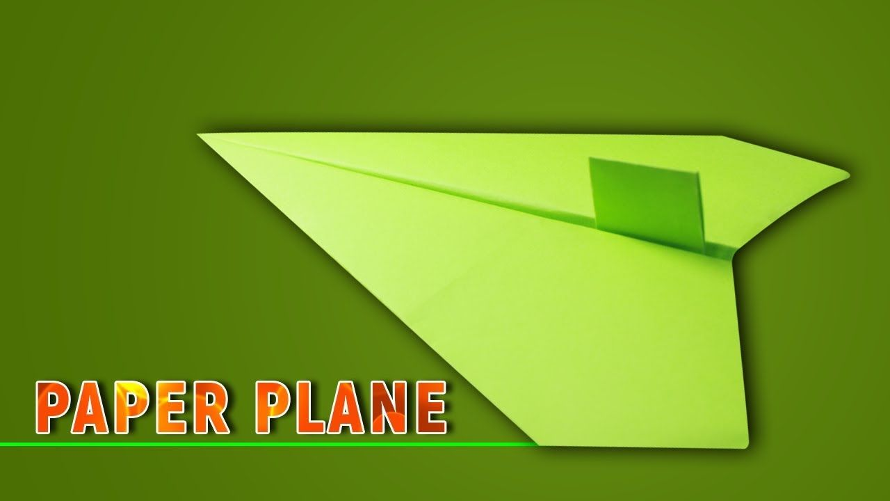 How to make a cool paper airplane origami easy origami paper how to make a cool paper airplane origami easy origami paper airplane that flies jeuxipadfo Image collections