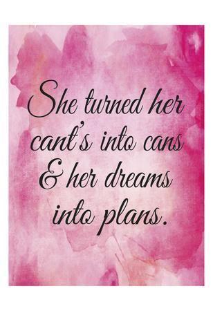 'Life Goals' Art Print - Melody Hogan | Art.com