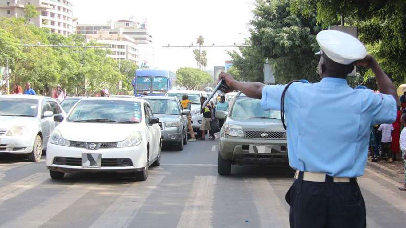 How Matatu That Hit And Killed Police Officer In Lang Ata Was Tracked Down Nairobi News Details Have Emerged Of How Police Officers In