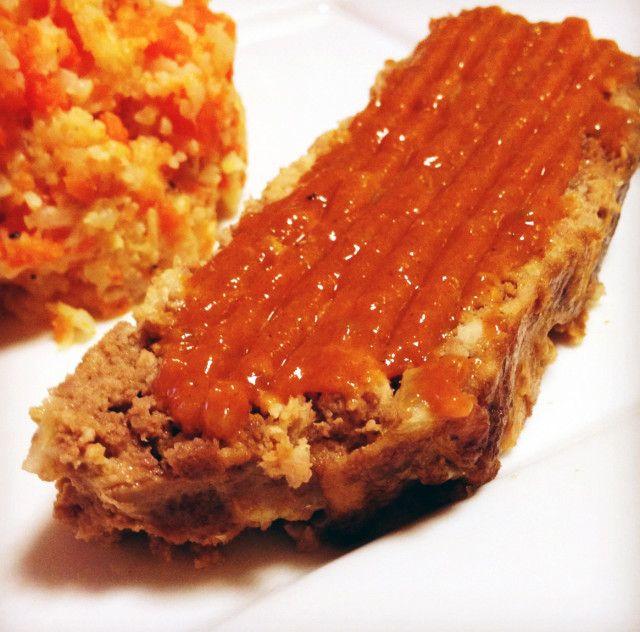 Paleo BBQ Meatloaf - meatified
