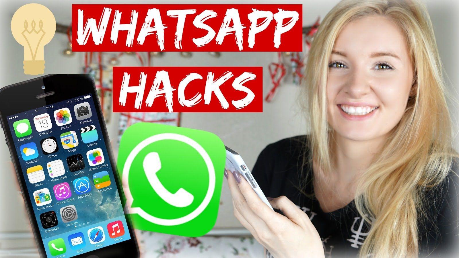 11 geniale whatsapp hacks tipps und tricks f r 39 s smartphone social media pinterest. Black Bedroom Furniture Sets. Home Design Ideas