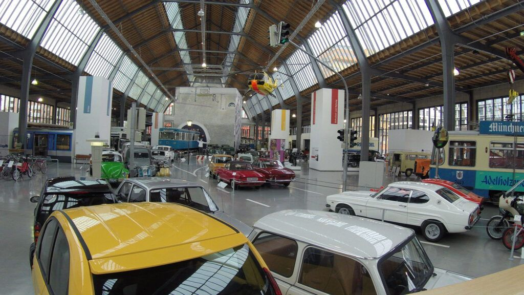 Deutsches Museum Verkehrszentrum Kinda In 2020 Deutsches